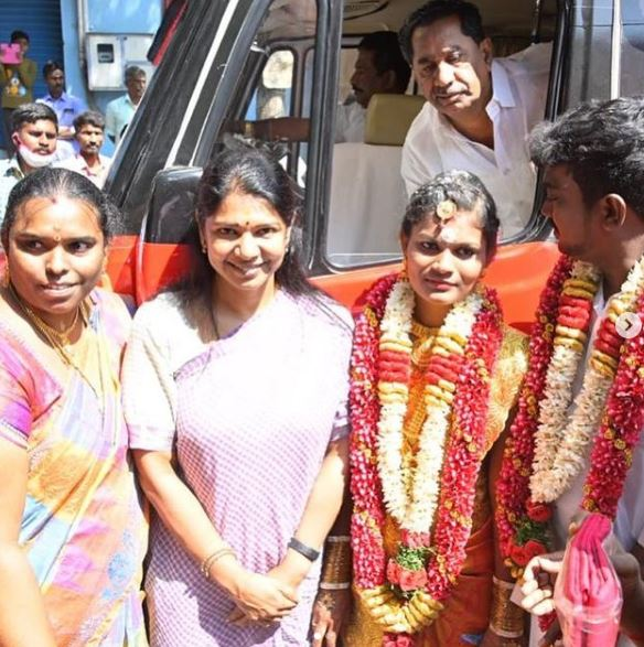 Dmk kanimozhi Contact Address, Phone Number, Whatsapp Number, Email ID, Website 22