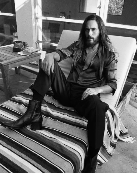 Jared Leto Contact Address, Phone Number, Whatsapp Number, Email ID, Website 20