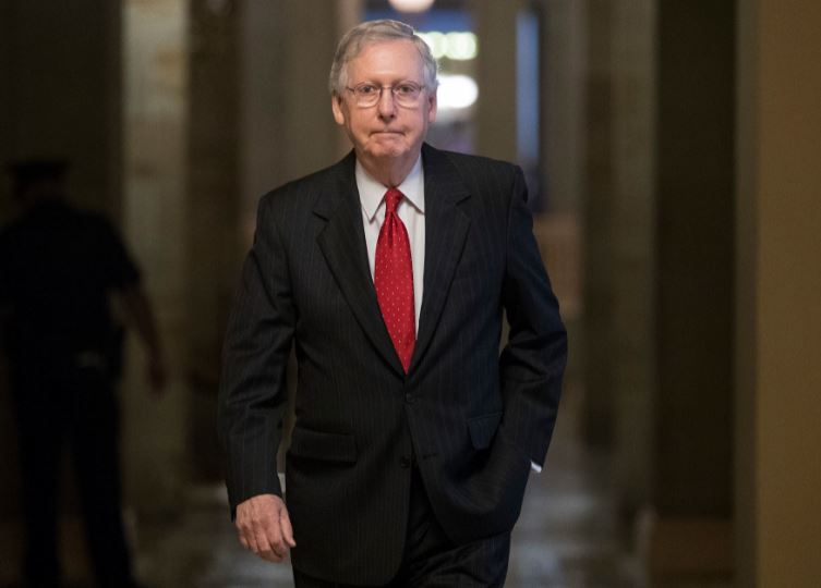 Mitch McConnell Contact Address, Phone Number, Whatsapp Number, Email ID, Website 22