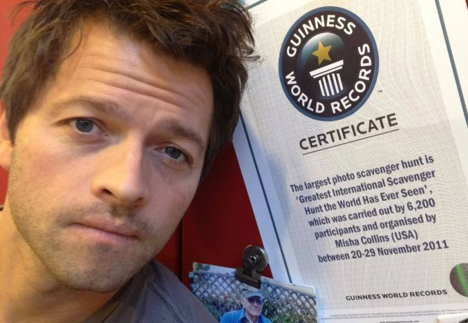 Misha Collins Contact Address, Phone Number, Whatsapp Number, Email ID, Website 5