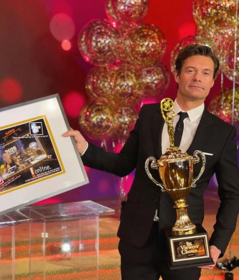 Ryan Seacrest Contact Address, Phone Number, Whatsapp Number, Email ID, Website 22