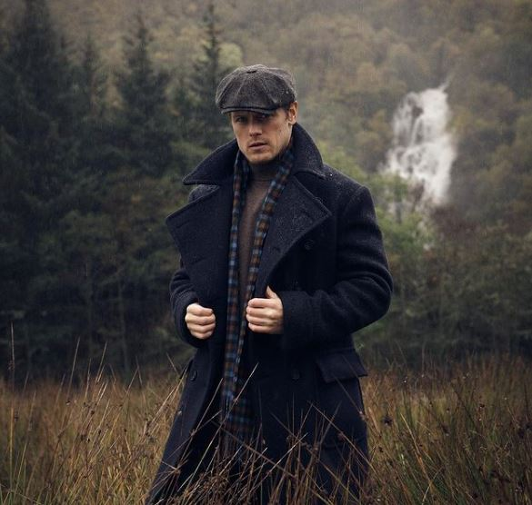 Sam Heughan Contact Address, Phone Number, Whatsapp Number, Email ID, Website 17