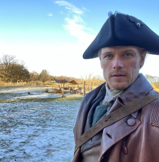 Sam Heughan Contact Address, Phone Number, Whatsapp Number, Email ID, Website 19