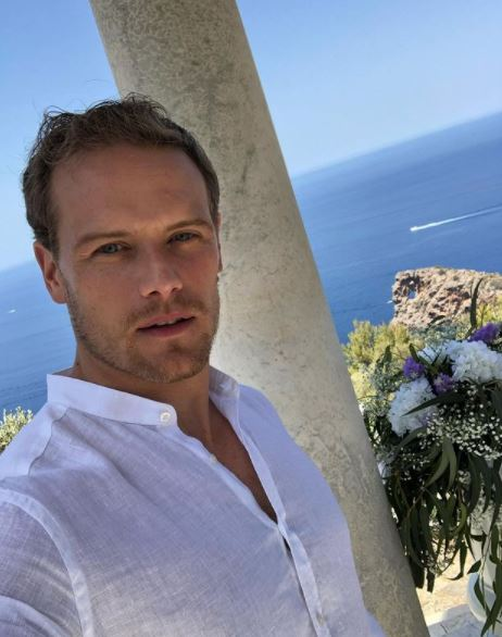Sam Heughan Contact Address, Phone Number, Whatsapp Number, Email ID, Website 21