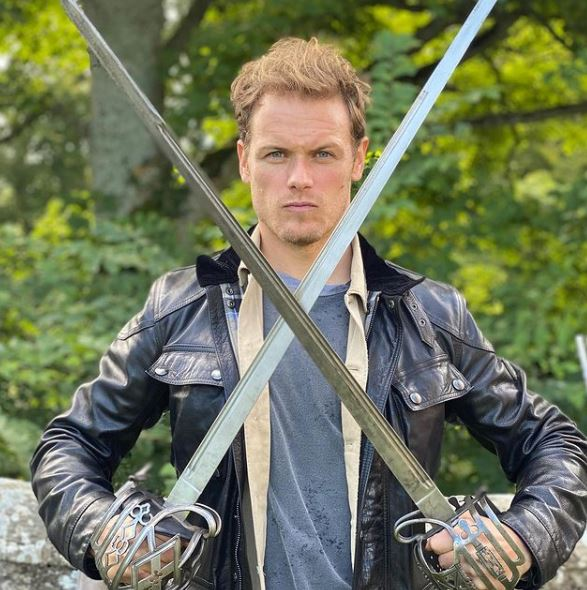 Sam Heughan Contact Address, Phone Number, Whatsapp Number, Email ID, Website 20