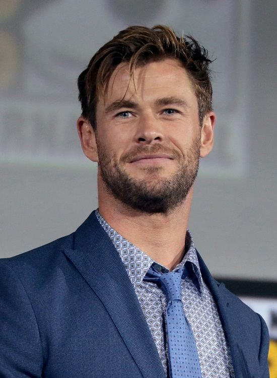 Chris Hemsworth Contact Address, Phone Number, Whatsapp Number, Email ID, Website 2