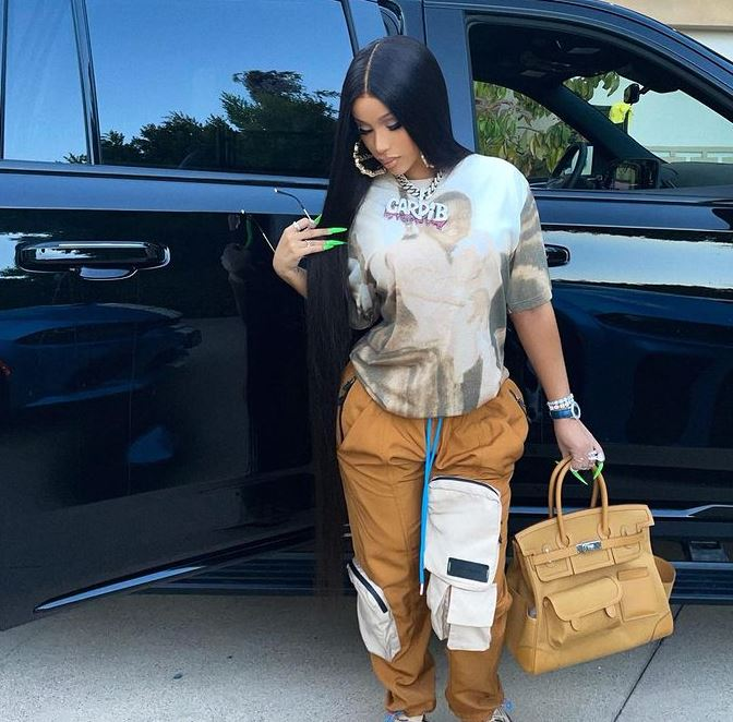 Cardi B Contact Address, Phone Number, Whatsapp Number, Email ID, Website 12