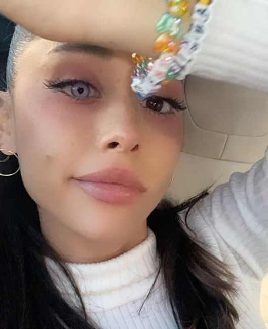 Ariana Grande Contact Address, Phone Number, Whatsapp Number, Email ID, Website