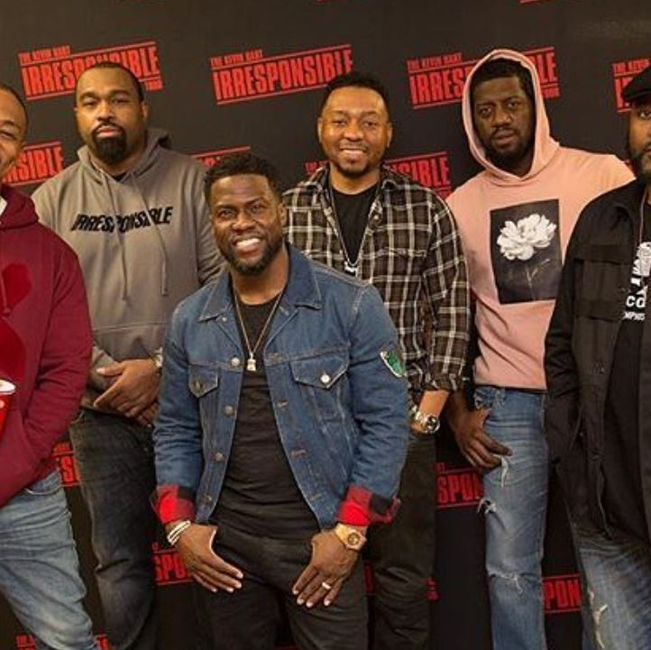 Kevin Hart Contact Address, Phone Number, Whatsapp Number, Email ID, Website 12