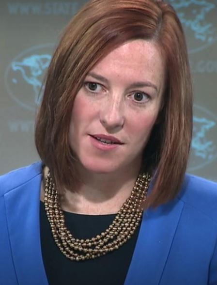 Jen Psaki Contact Address, Phone Number, Whatsapp Number, Email ID, Website 11