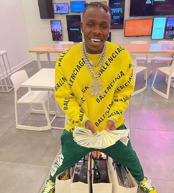 Rapper dababy Contact Address, Phone Number, Whatsapp Number, Email ID, Website 21