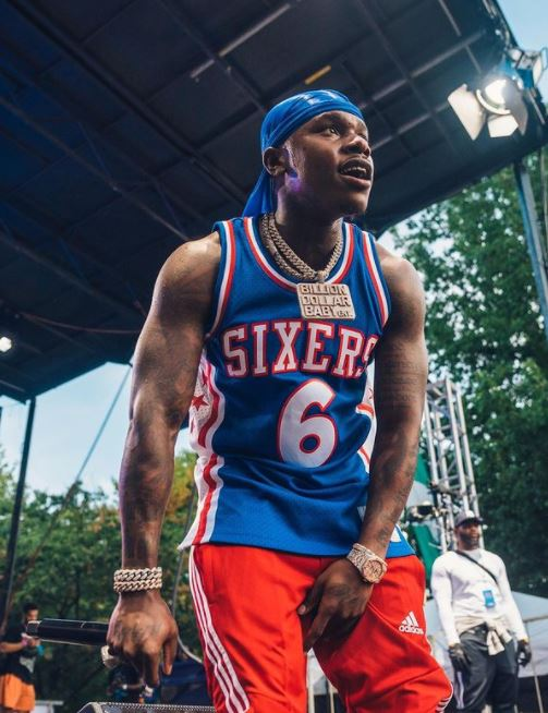 Rapper dababy Contact Address, Phone Number, Whatsapp Number, Email ID, Website 18