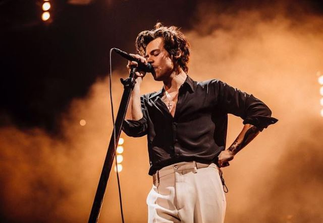 Harry Styles Contact Address, Phone Number, Whatsapp Number, Email ID, Website 13