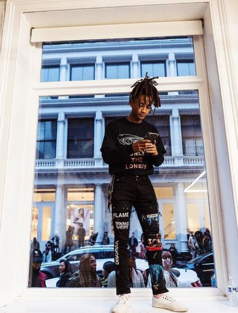 Jaden Smith Contact Address, Phone Number, Whatsapp Number, Email ID, Website 12