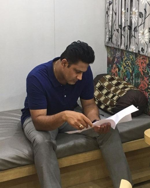 Anil Kumble Contact Address, Phone Number, Whatsapp Number, Email ID, Website 16
