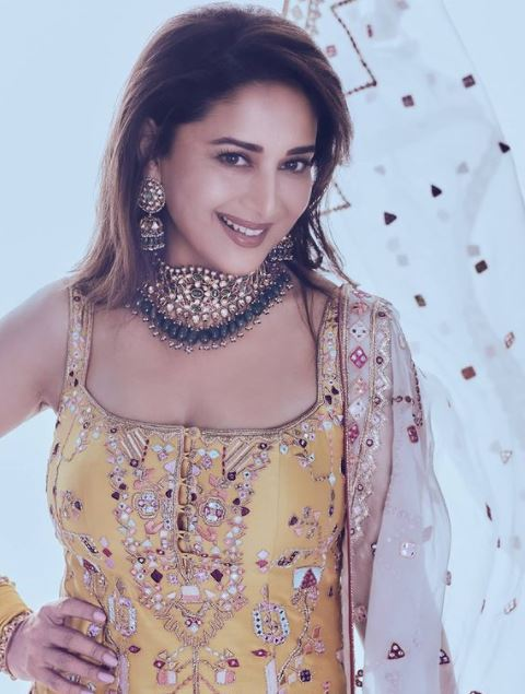 Madhuri Dixit Contact Address, Phone Number, Whatsapp Number, Email ID, Website 16