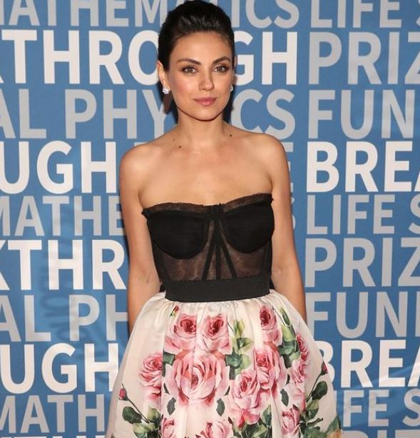 Mila Kunis Contact Address, Phone Number, Whatsapp Number, Email ID, Website 19