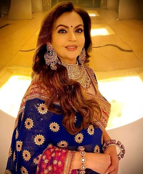 How to Meet Nita Ambani Personally and Face to Face