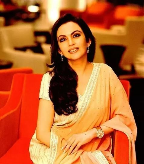 How to Meet Nita Ambani Personally and Face to Face 6