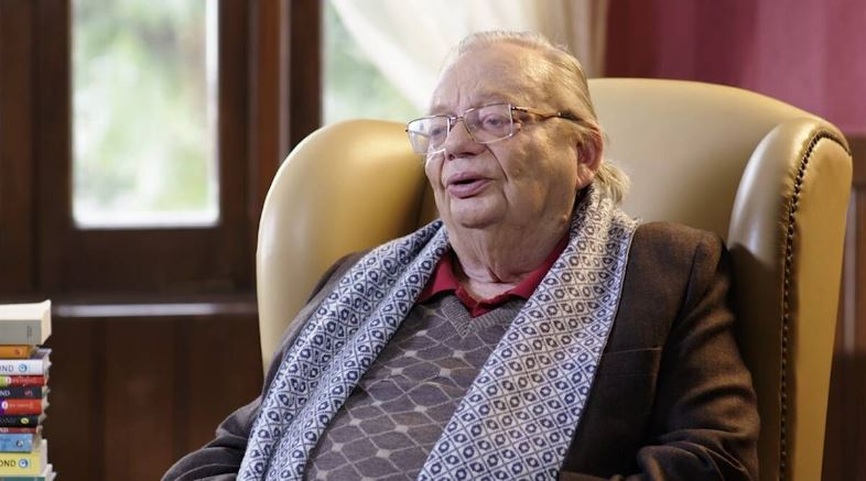 How to Meet Ruskin Bond Personally and Face to Face 7
