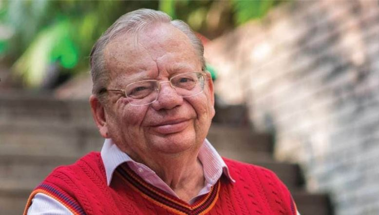 How to Meet Ruskin Bond Personally and Face to Face