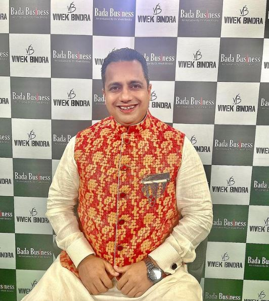 How to Meet Vivek Bindra Personally and Face to Face 6