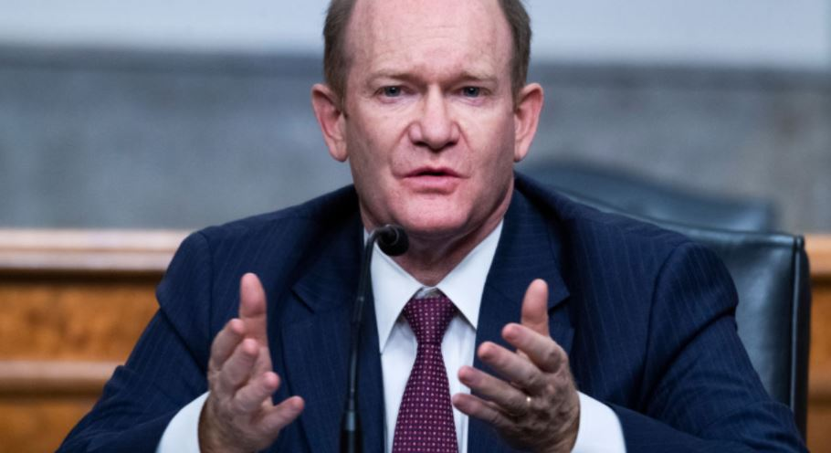 Chris Coons Contact Address, Phone Number, Whatsapp Number, Email ID, Website