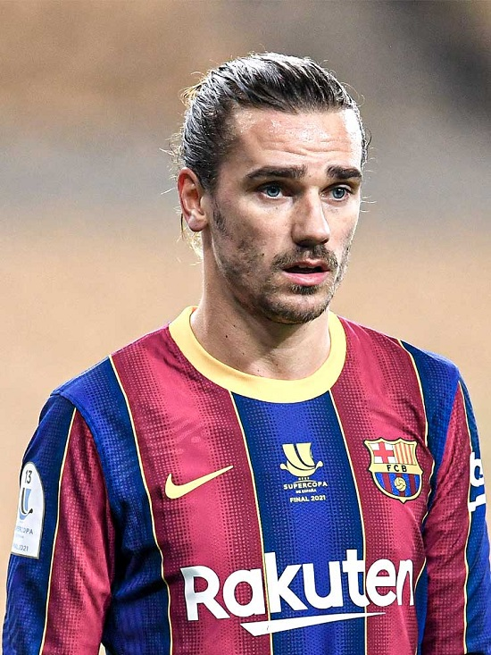 Antoine Griezmann Contact Address, Phone Number, Whatsapp Number, Email ID, Website 1