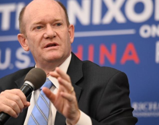 Chris Coons Contact Address, Phone Number, Whatsapp Number, Email ID, Website 10