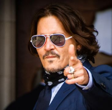 Johnny Depp Contact Address, Fanmail Address, Phone Number, Whatsapp Number, Email ID, Website 13