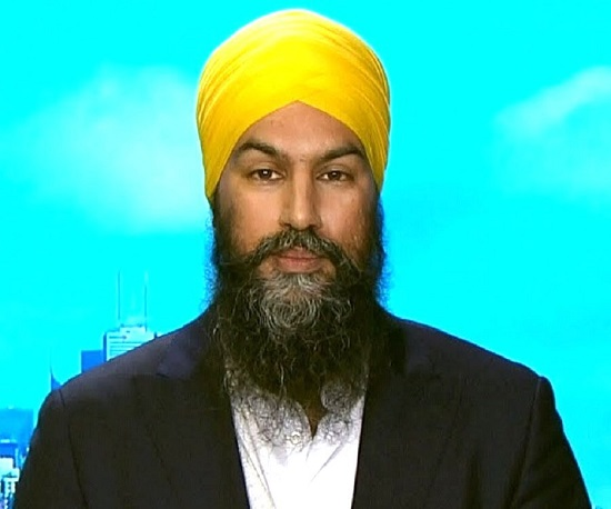Jagmeet Singh Contact Address, Phone Number, Whatsapp Number, Email ID, Website 3