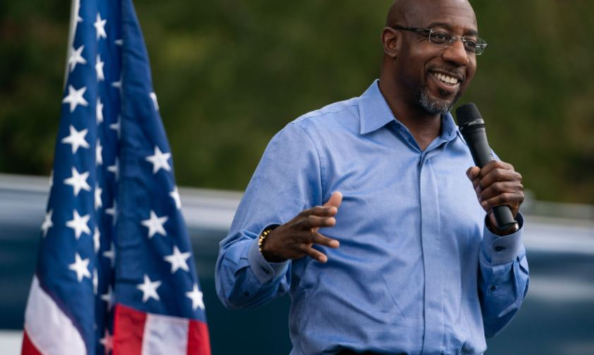 Raphael Warnock Contact Address, Phone Number, Whatsapp Number, Email ID, Website 12