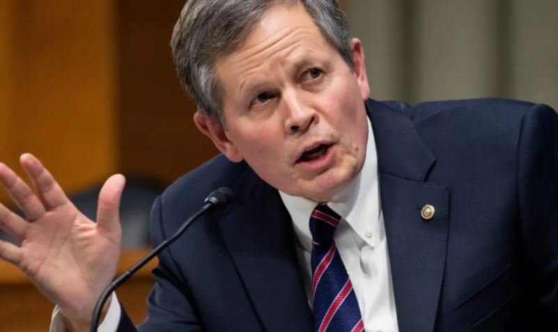 Steve Daines Contact Address, Phone Number, Whatsapp Number, Email ID, Website 12