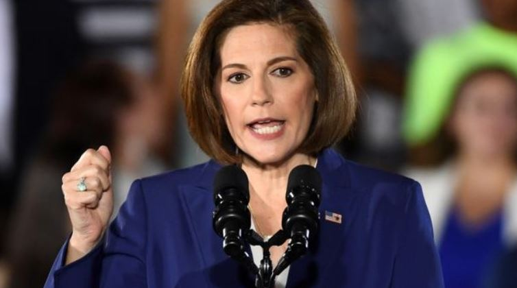 Catherine Cortez Masto Contact Address, Phone Number, Whatsapp Number, Email ID, Website