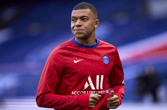 Kylian Mbappé Contact Address, Phone Number, Whatsapp Number, Email ID, Website 4