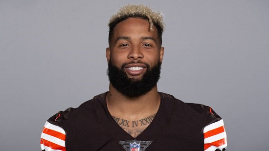 Odell Beckham Jr. Contact Address, Phone Number, Whatsapp Number, Email ID, Website 1
