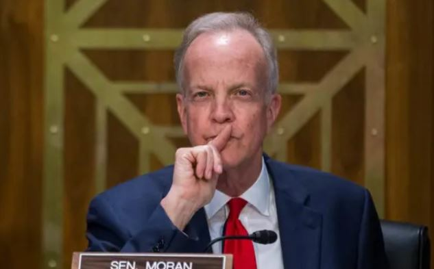 Jerry Moran Contact Address, Phone Number, Whatsapp Number, Email ID, Website