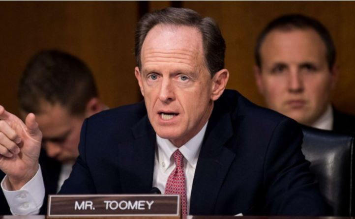 Pat Toomey Contact Address, Phone Number, Whatsapp Number, Email ID, Website