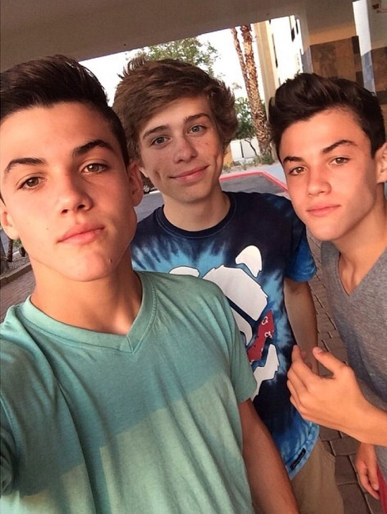 Grayson Dolan Contact Address, Phone Number, Whatsapp Number, Email ID, Website 4
