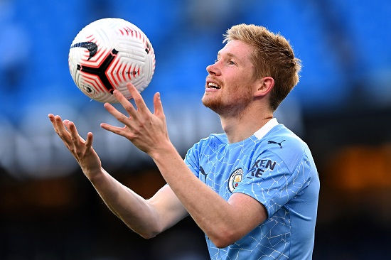 Kevin De Bruyne Contact Address, Phone Number, Whatsapp Number, Email ID, Website 1