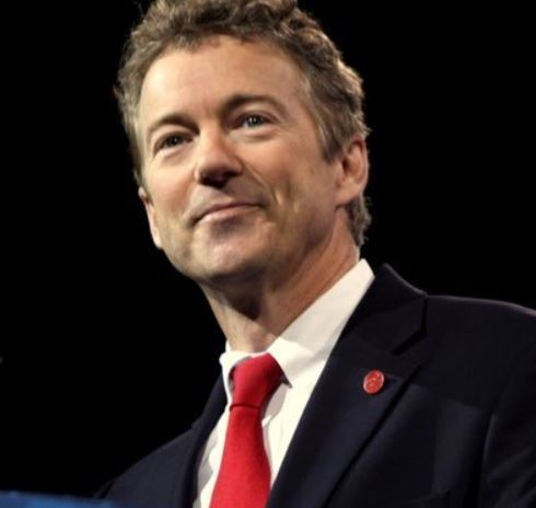 Rand Paul Contact Address, Phone Number, Whatsapp Number, Email ID, Website