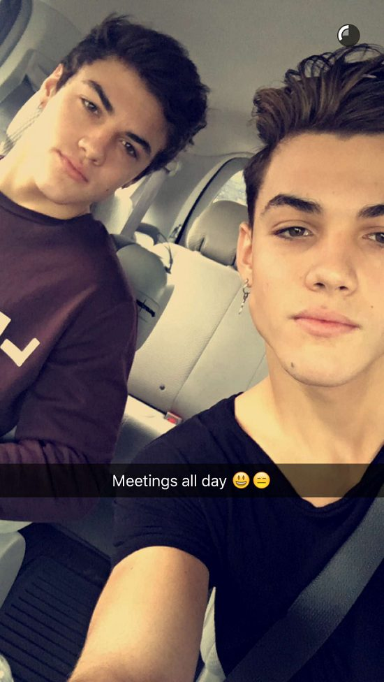 Grayson Dolan Contact Address, Phone Number, Whatsapp Number, Email ID, Website 6