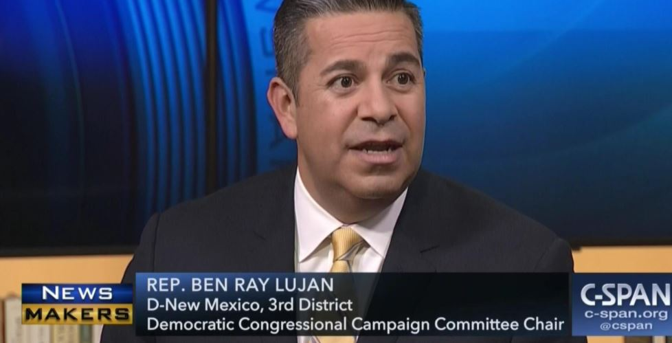 Ben Ray Luján Contact Address, Phone Number, Whatsapp Number, Email ID, Website