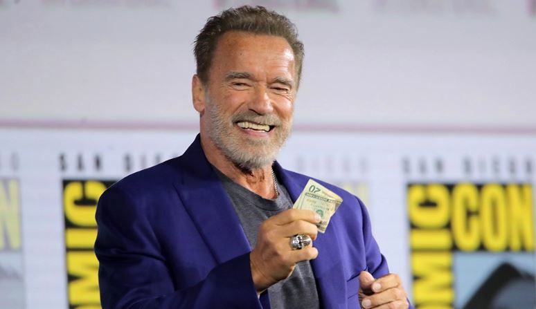 How to Meet Arnold Schwarzenegger Personally and Face to Face 7