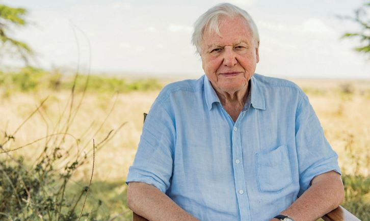 How to Meet David Attenborough Personally and Face to Face 6