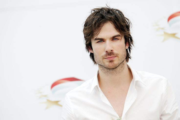 How to Meet Ian Somerhalder Personally and Face to Face