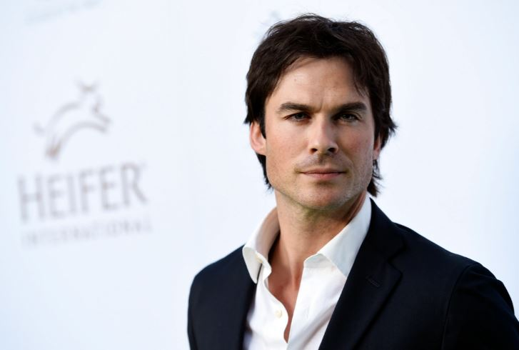 How to Meet Ian Somerhalder Personally and Face to Face 7