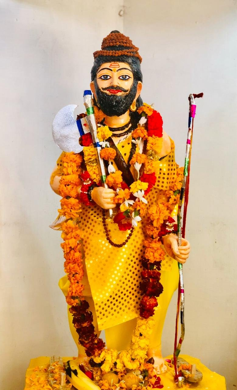 How to Meet Lord Parshuram Personally and Face to Face 7
