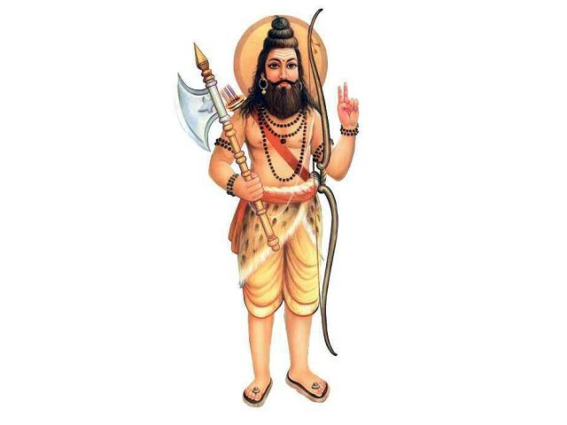 How to Meet Lord Parshuram Personally and Face to Face