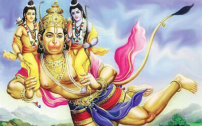 How to Meet Lord Hanuman Personally and Face to Face 10